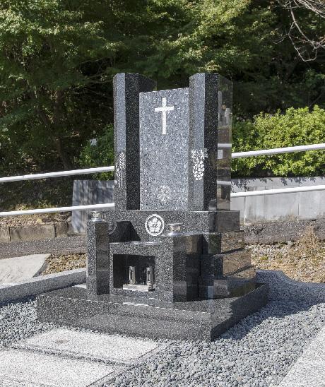 洋型・オリジナルデザイン墓石6