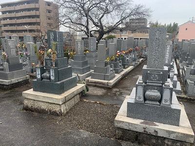 犬山市にてお墓じまい