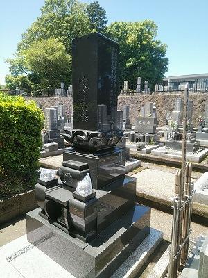 墓石取替え工事