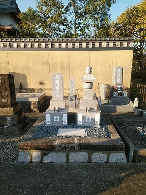 お墓の建替え、修繕工事